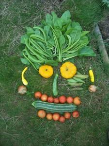 Produce person