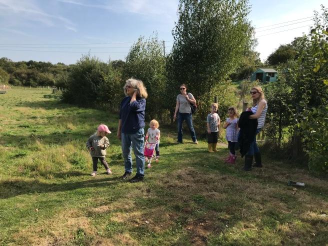 Petersfield Community Garden About Us